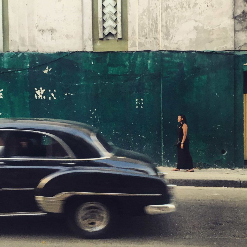 Cuban stride by