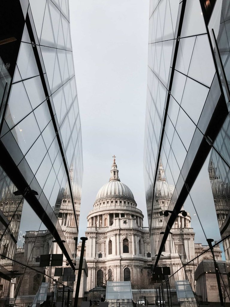 Cathedral St Paul – London